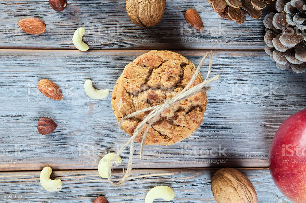 Christmas cookie z Dekoracja – zdjęcie