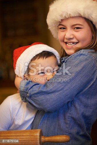 istock Christmas cuties 511675104