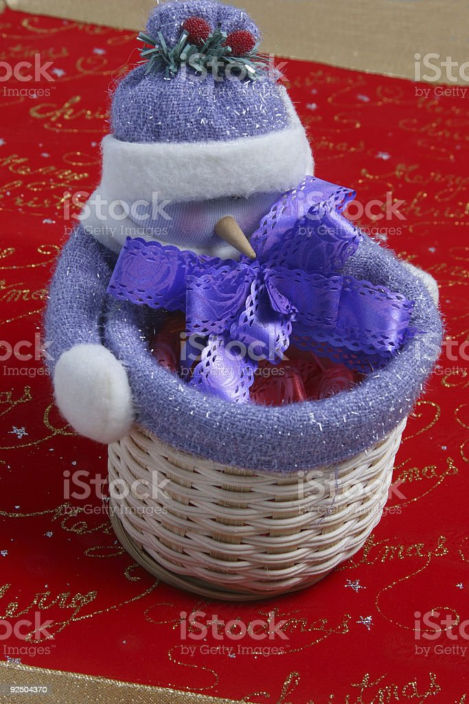 Christmas Decoration 04 royalty-free stock photo