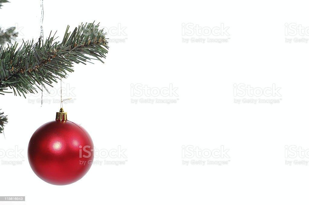 christmas decoration 2 royalty-free stock photo