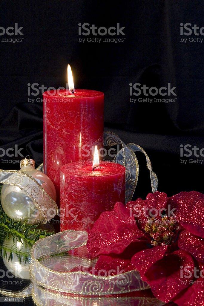 Christmas decoration 3 royalty-free stock photo