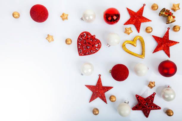Weihnachtsdekoration Hintergrund – Foto