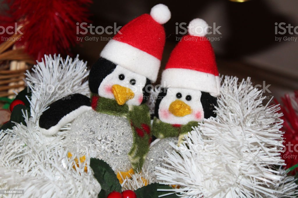 Christmas decoration for postcards or tags marry cristmas stock photo