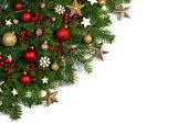istock Christmas decoration frame 1186662666
