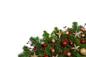 istock Christmas decoration frame 1186899524
