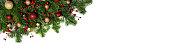 istock Christmas decoration frame 1191457742