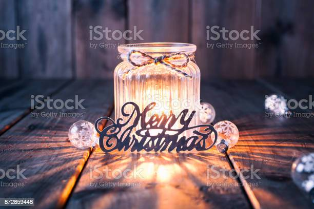 Christmas decoration on old wood candle jar card picture id872859448?b=1&k=6&m=872859448&s=612x612&h=xkuit 1i7ruqw7rjw3iwy05bhczojap5kthexu6idj4=