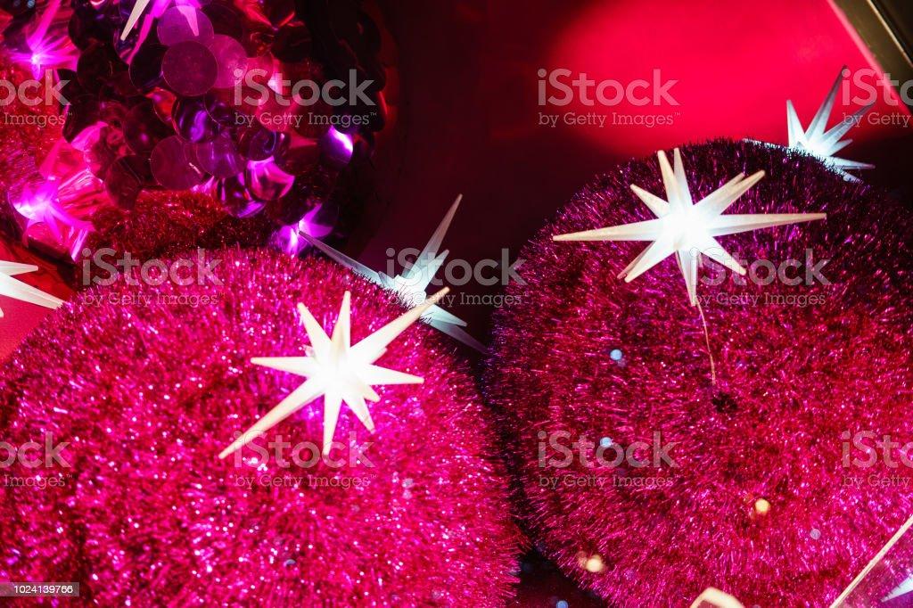 Decoração de Natal  - foto de acervo