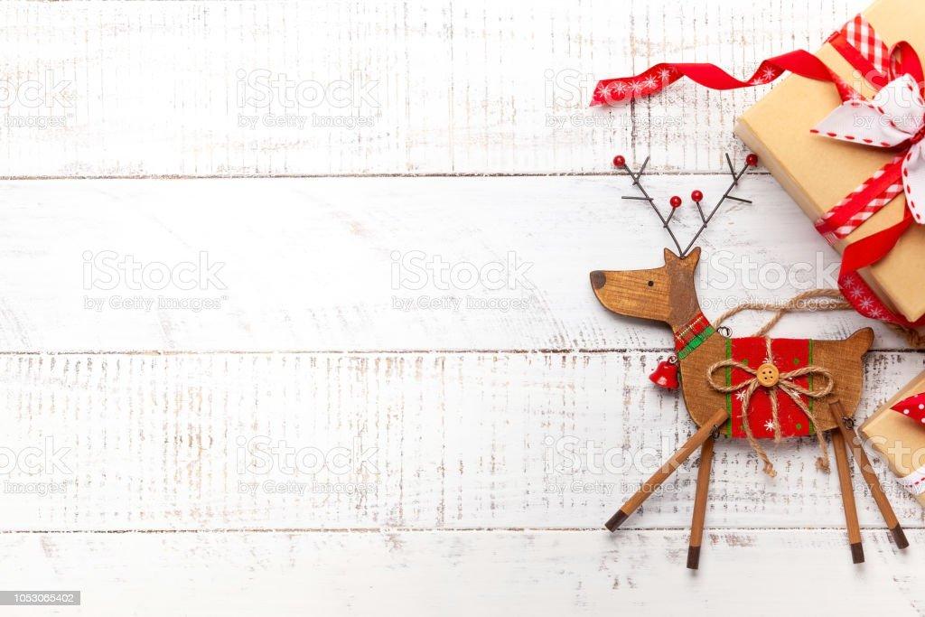 Kerstdecoratie. foto