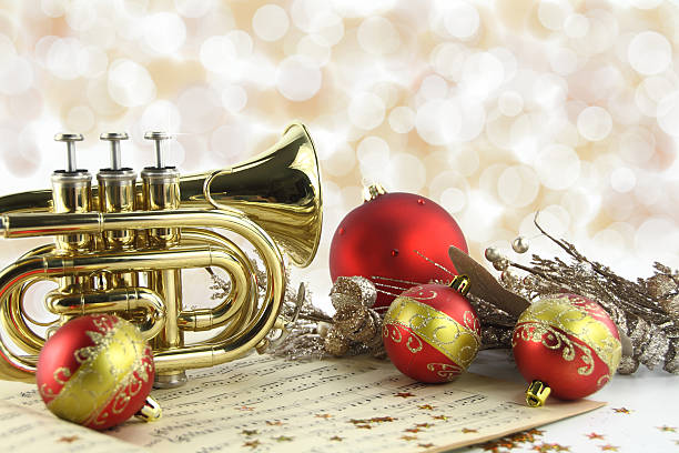 Christmas Trumpet Images.Best Christmas Trumpet Stock Photos Pictures Royalty Free