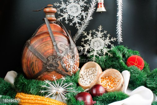 istock Christmas decoration 152494377