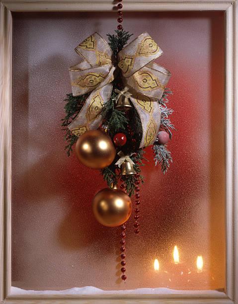 Christmas decoration. stock photo