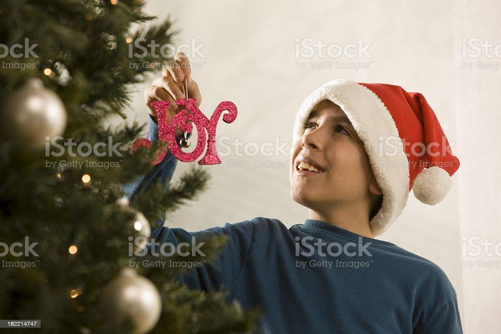 Decoración navideña - foto de stock