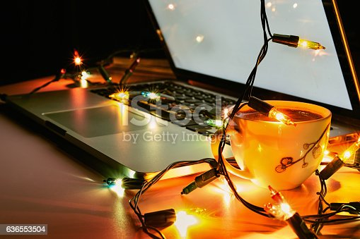 istock Christmas Decoration 636553504