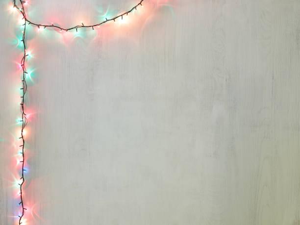 weihnachtsdekoration - glitter farbige wände stock-fotos und bilder