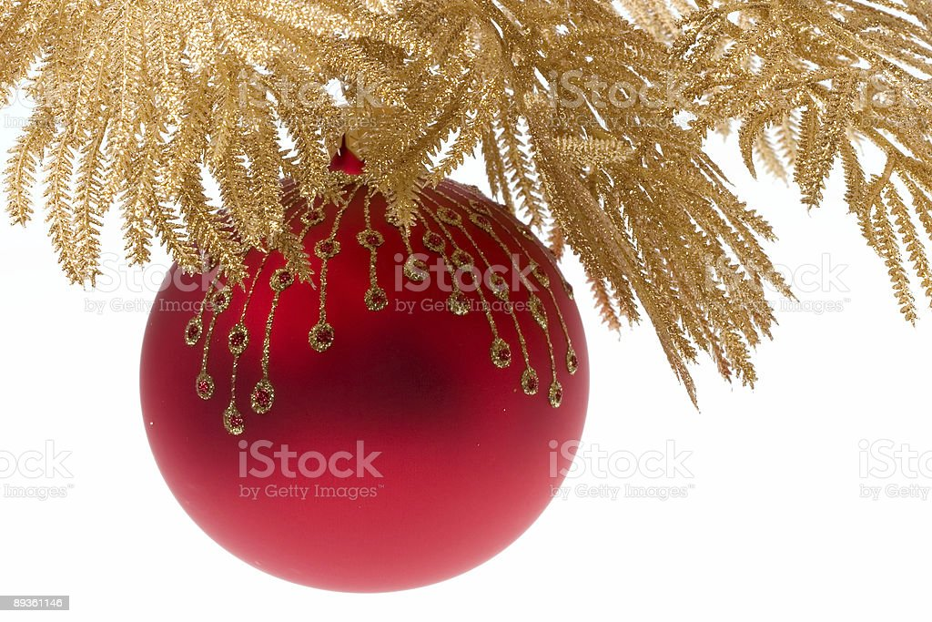 Dekoracja świąteczna zbiór zdjęć royalty-free
