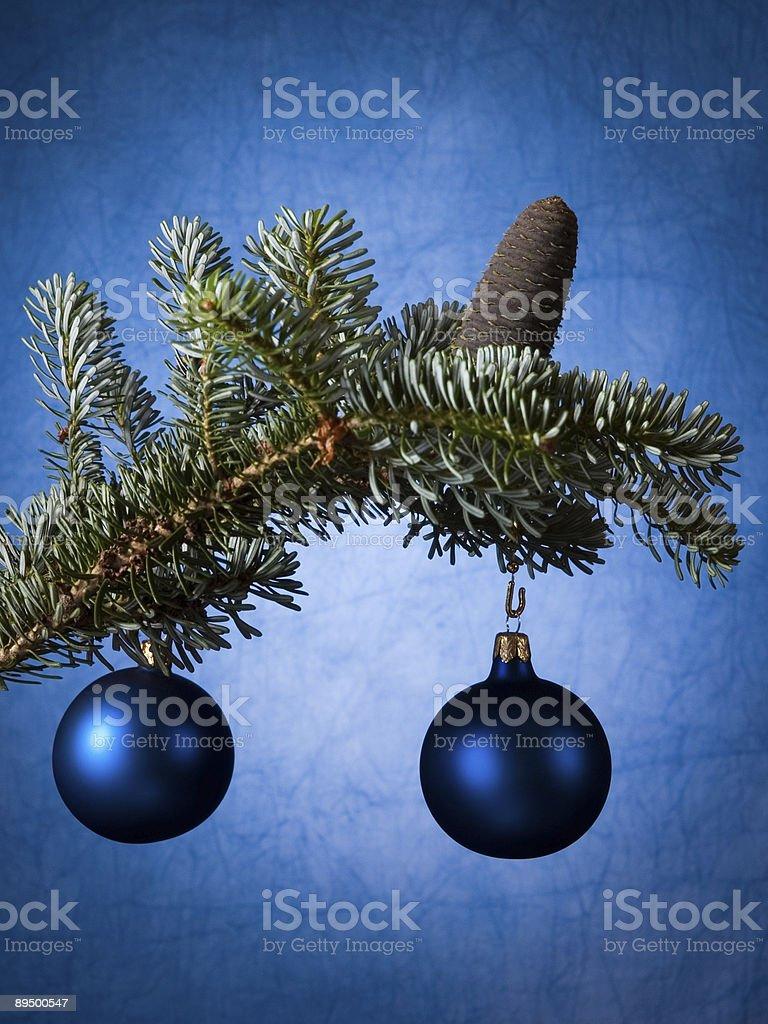 Christmas decoration royalty free stockfoto