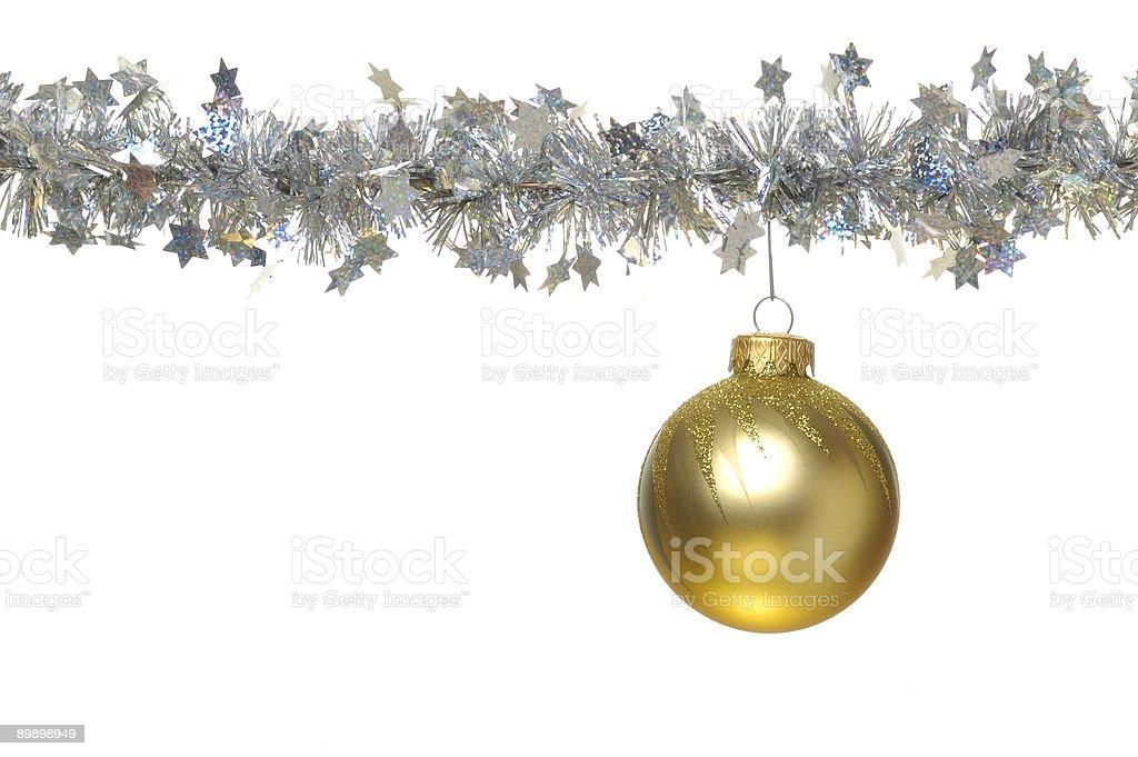 Рождественские украшения Стоковые фото Стоковая фотография