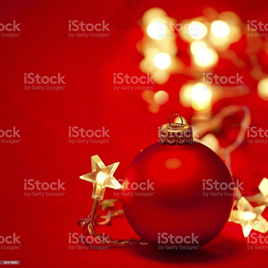 크리스마스 데커레이션 - 로열티 프리 0명 스톡 사진