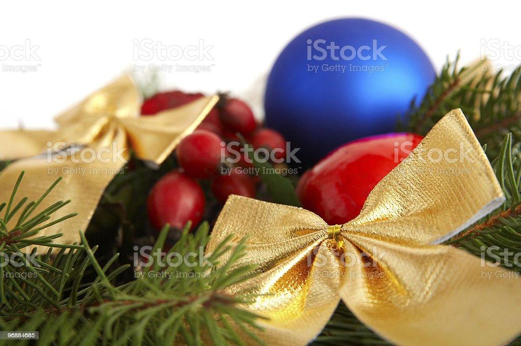 Weihnachtsdekoration Lizenzfreies stock-foto