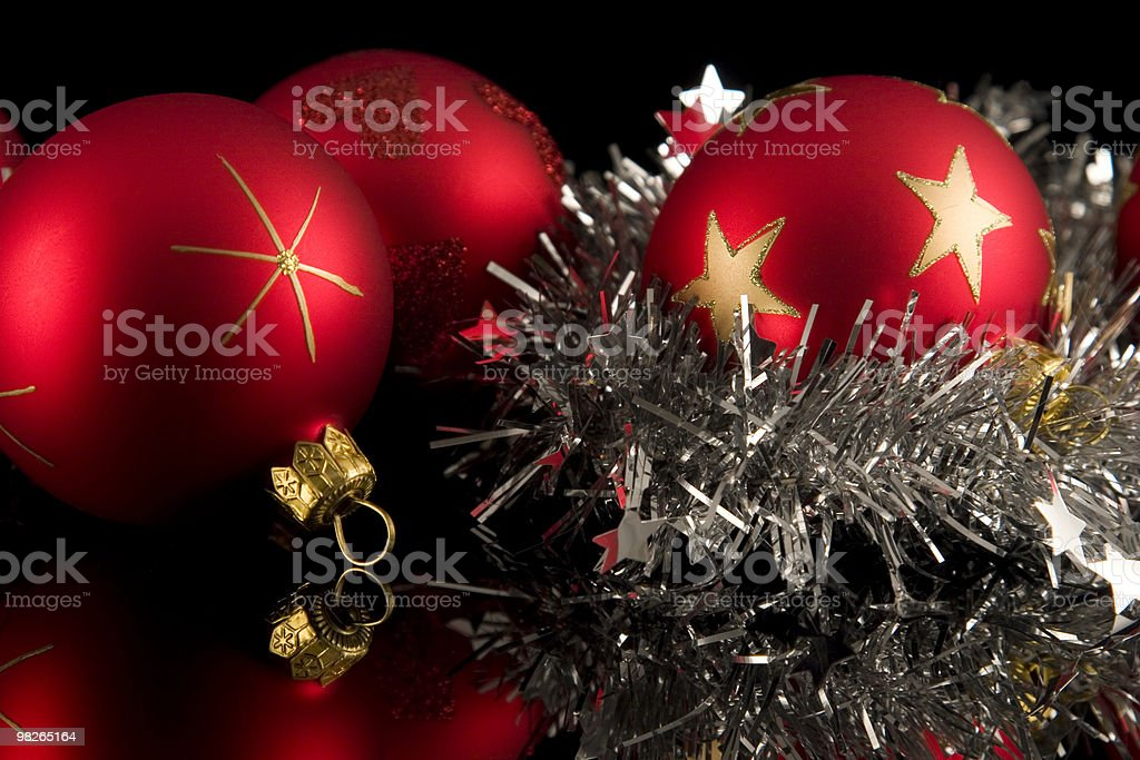 Weihnachtsschmuck royalty-free stock photo
