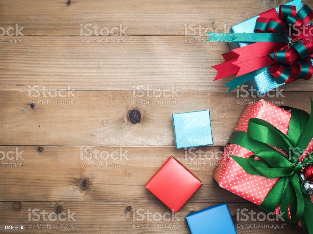 Boite cadeau noel vide