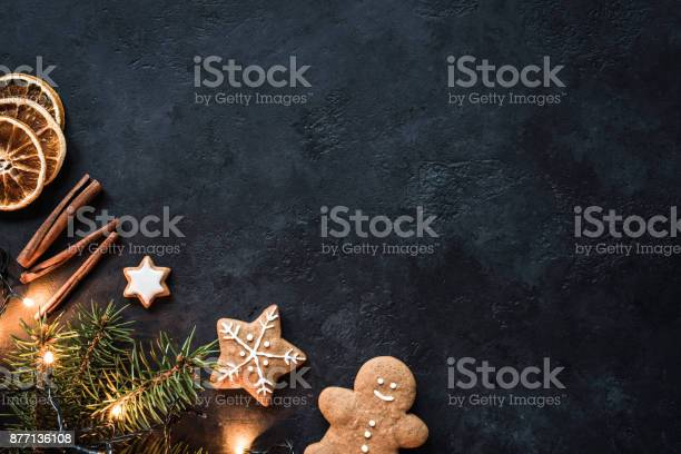 Christmas decorations gingerbread cookies christmas lights and spices picture id877136108?b=1&k=6&m=877136108&s=612x612&h=pni1kugi9gv3rqnyspgwv eu5aw4ssxynmzsg l9hcm=