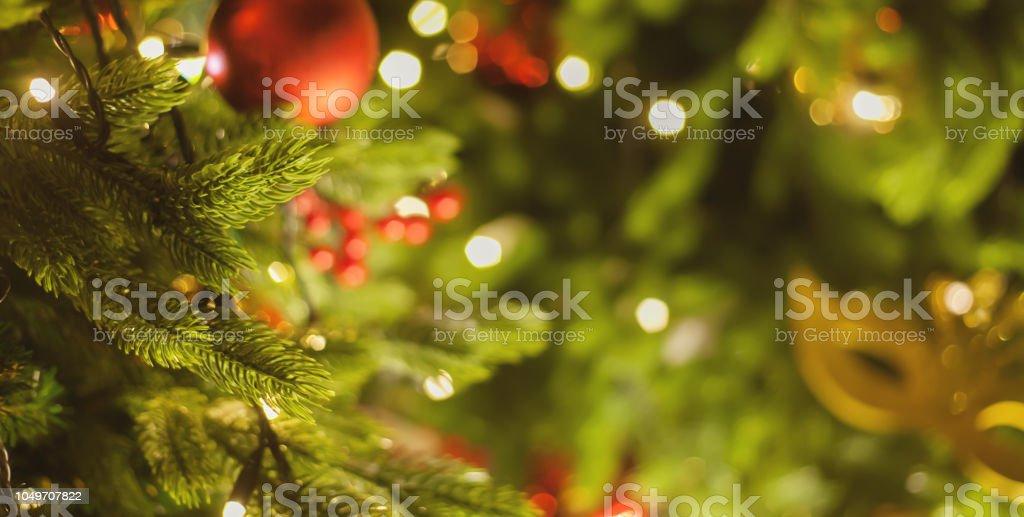 クリスマス装飾アウトドア - お祝いのロイヤリティフリーストックフォト
