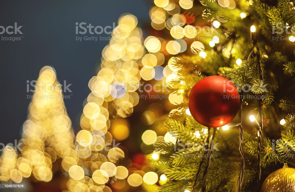 Christmas Decorations Outdoors Stock Photo Download Image Now Istock
