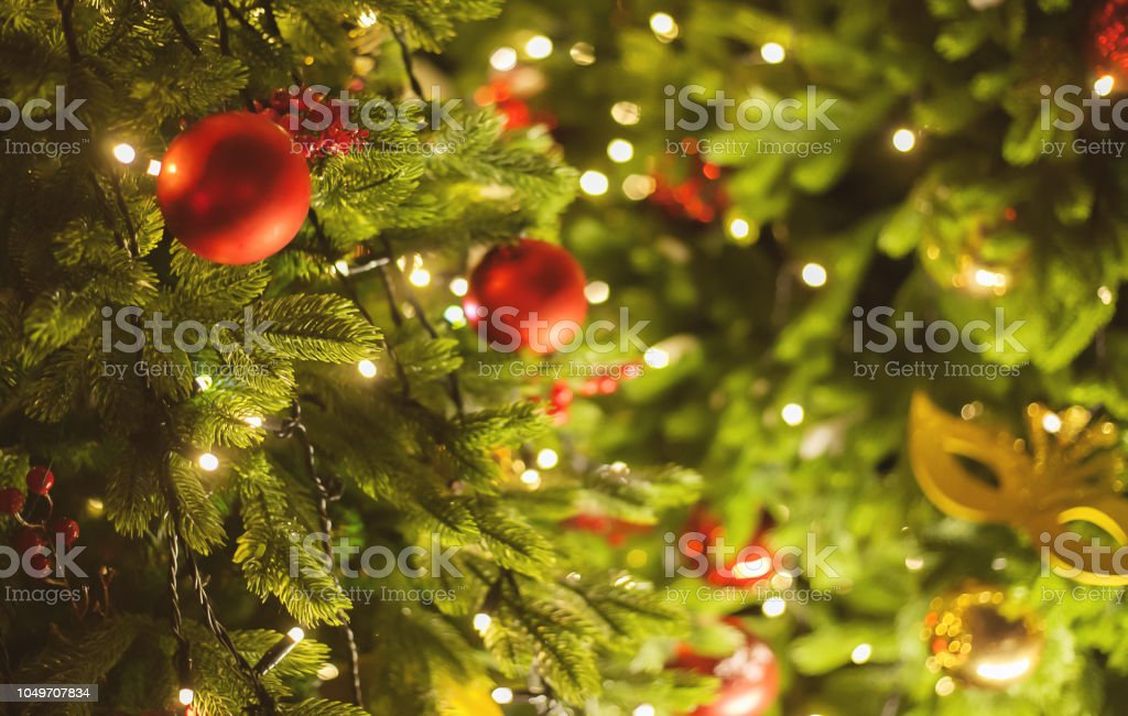 Image of: Christmas Decorations Outdoors Stock Photo Download Image Now Istock