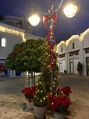 istock Christmas decorations 1124801272