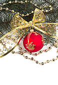 istock Christmas decorations 155842833
