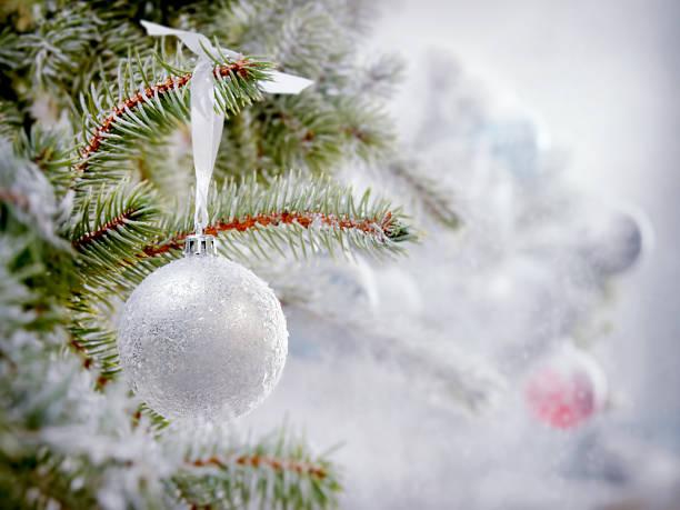 weihnachtsdekoration - horizontal gestreiften vorhängen stock-fotos und bilder