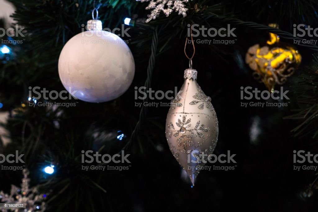 Christmas decorations. photo libre de droits