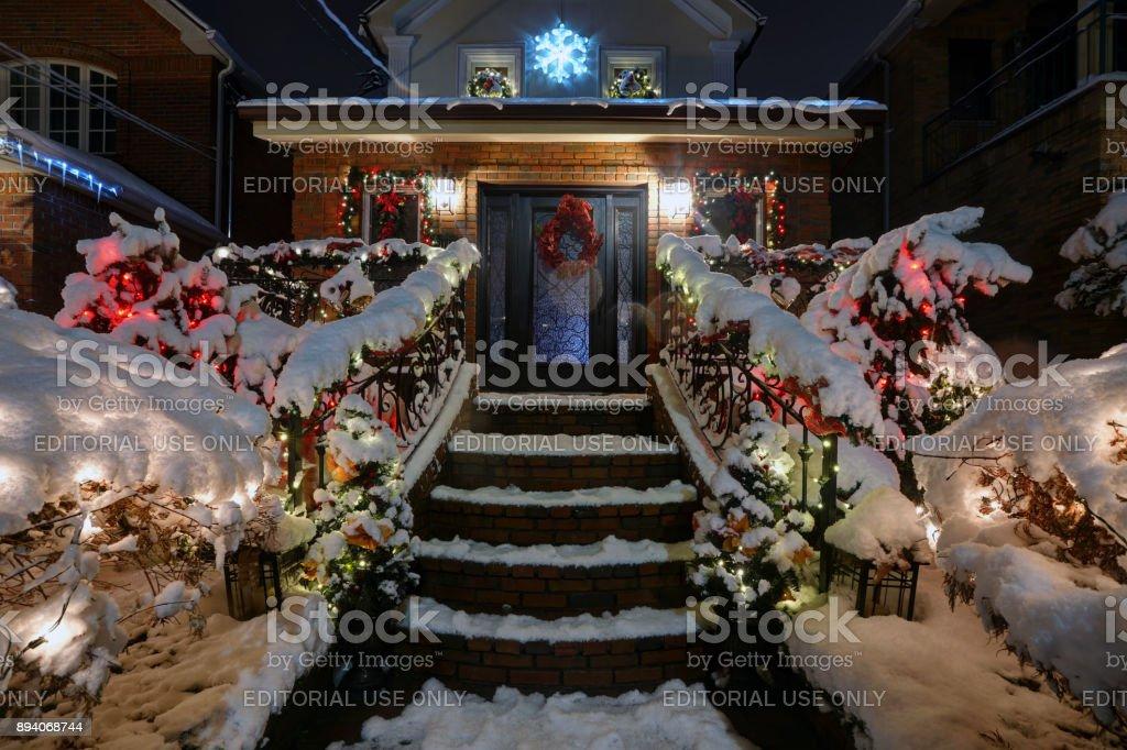 Weihnachtsdekoration – Foto
