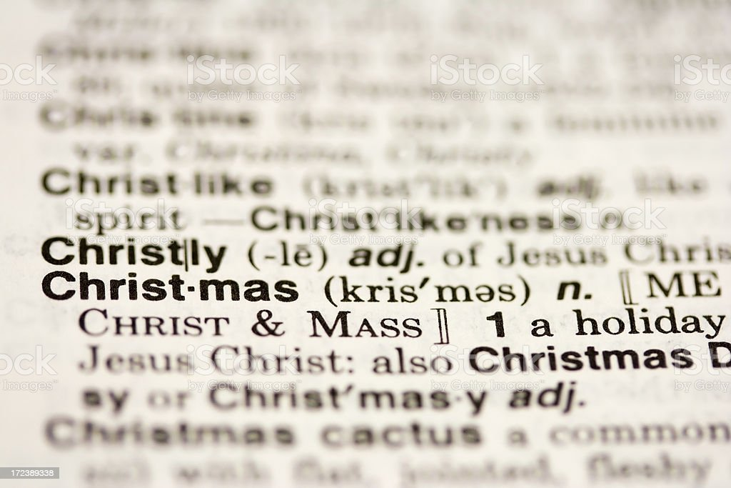 christmas definition royalty free stock photo - What Is The Definition Of Christmas
