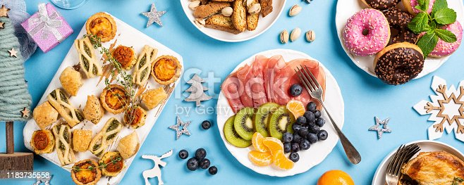 1064325668istockphoto Christmas dinner party table 1183735558