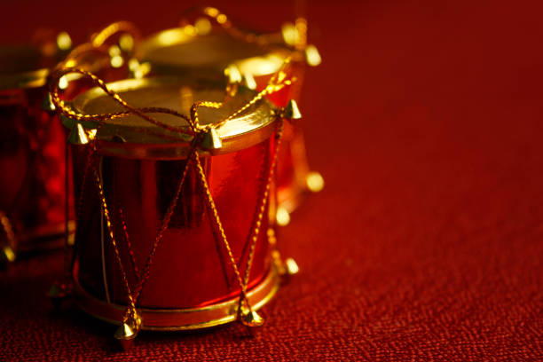 Christmas Drum.Best Christmas Drum Stock Photos Pictures Royalty Free