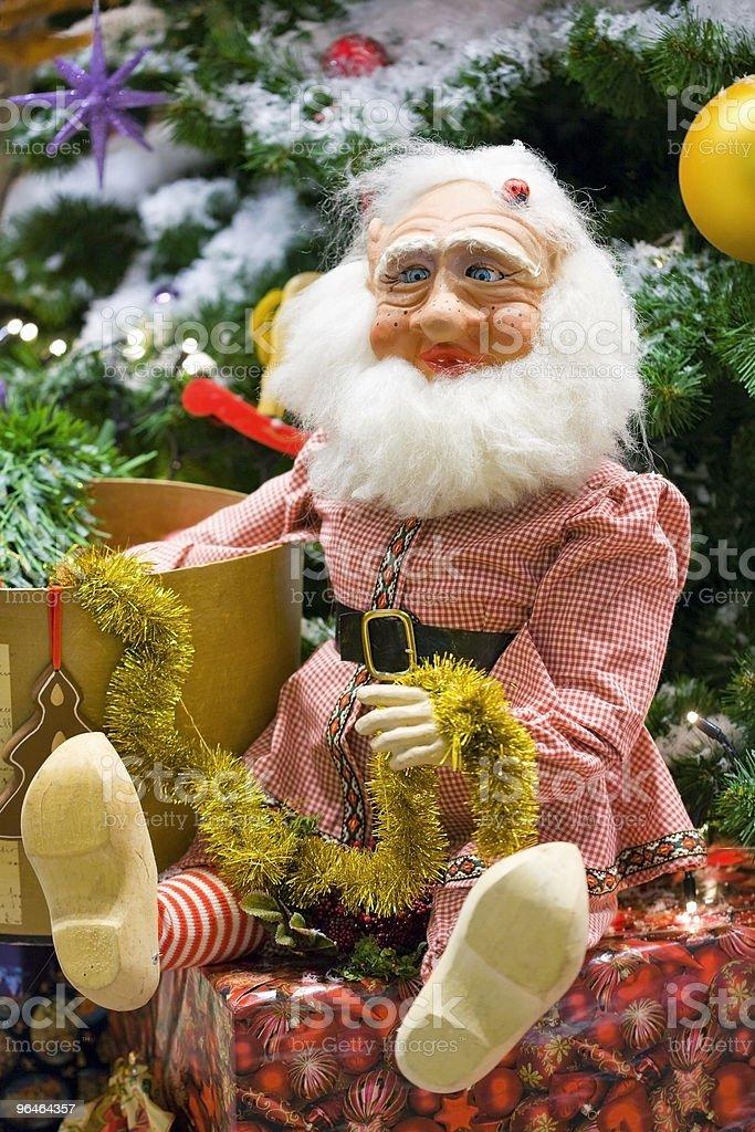Christmas  dwarf royalty-free stock photo