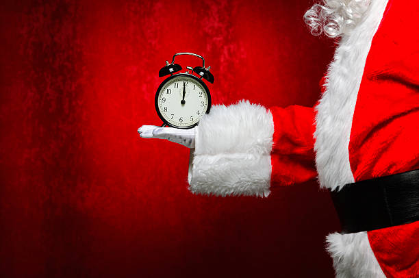 christmas eve - countdown stock photos and pictures