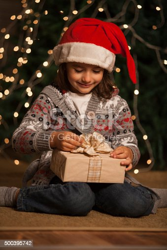 1061876006 istock photo Christmas excitement 500395742