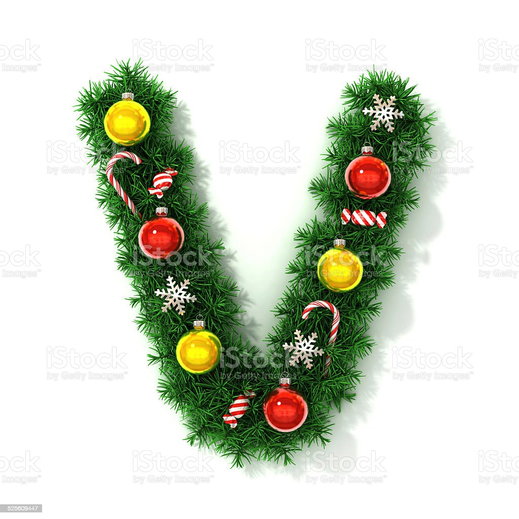 alphabet candy christmas christmas decoration christmas ornament