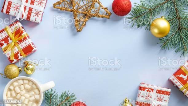 Christmas frame of gift boxes fir tree branch festive decorations picture id1185399265?b=1&k=6&m=1185399265&s=612x612&h=zfb6jxlhfduhvcniupmv5b8nivgo10ndktrzntzqt1m=