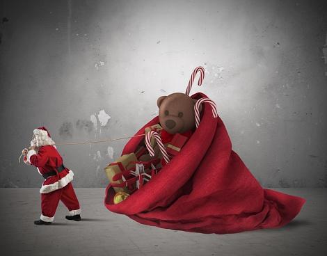 Christmas full of present