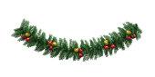 istock Christmas Garland Decoration 478023113