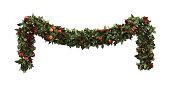 istock Christmas Garland Decoration 478099667