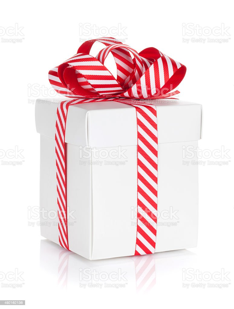 Christmas gift box stock photo more pictures of 2015 istock christmas gift box royalty free stock photo negle Images