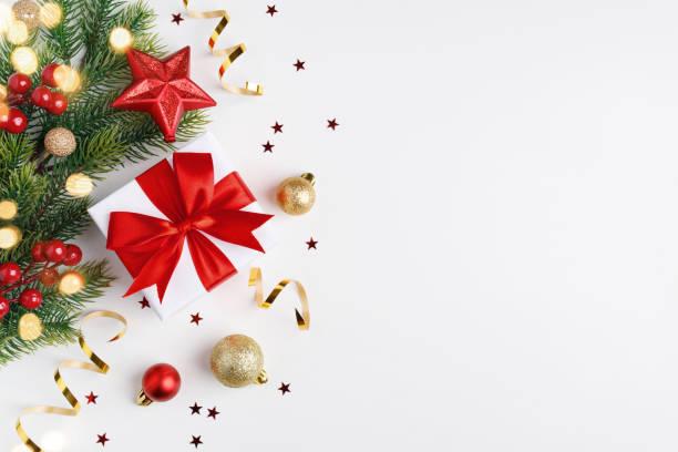 Christmas gift fir tree branches and christmas ornament on white picture id1180441492?b=1&k=6&m=1180441492&s=612x612&w=0&h=vqwtqzwckaihfns3jmoijgr1htjcnz1j4qq0rvyjcro=