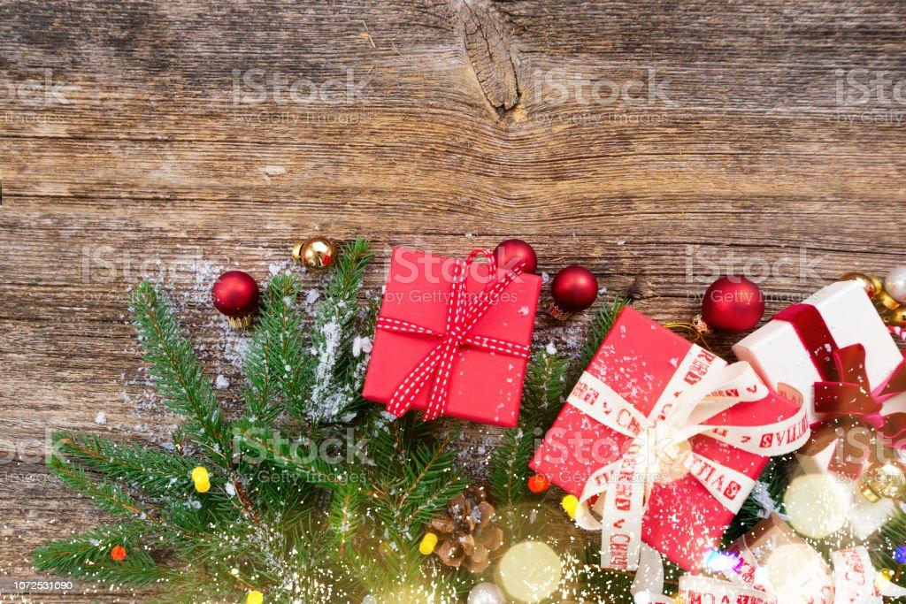 Christmas Gift Giving.Christmas Gift Giving Stock Photo Download Image Now Istock