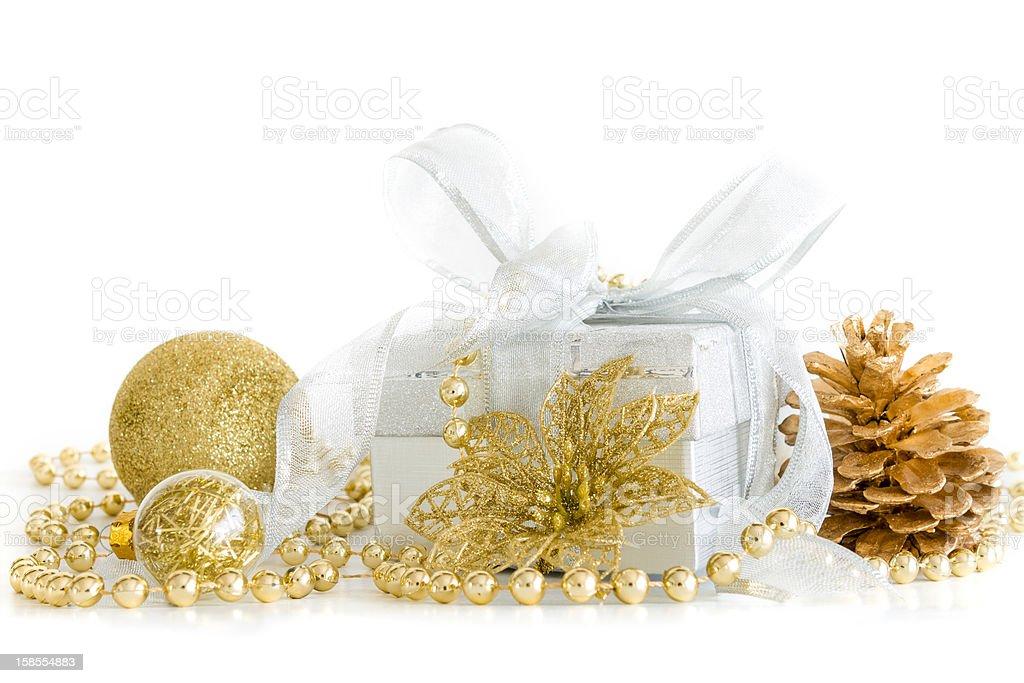 크리스마스 선물 royalty-free 스톡 사진
